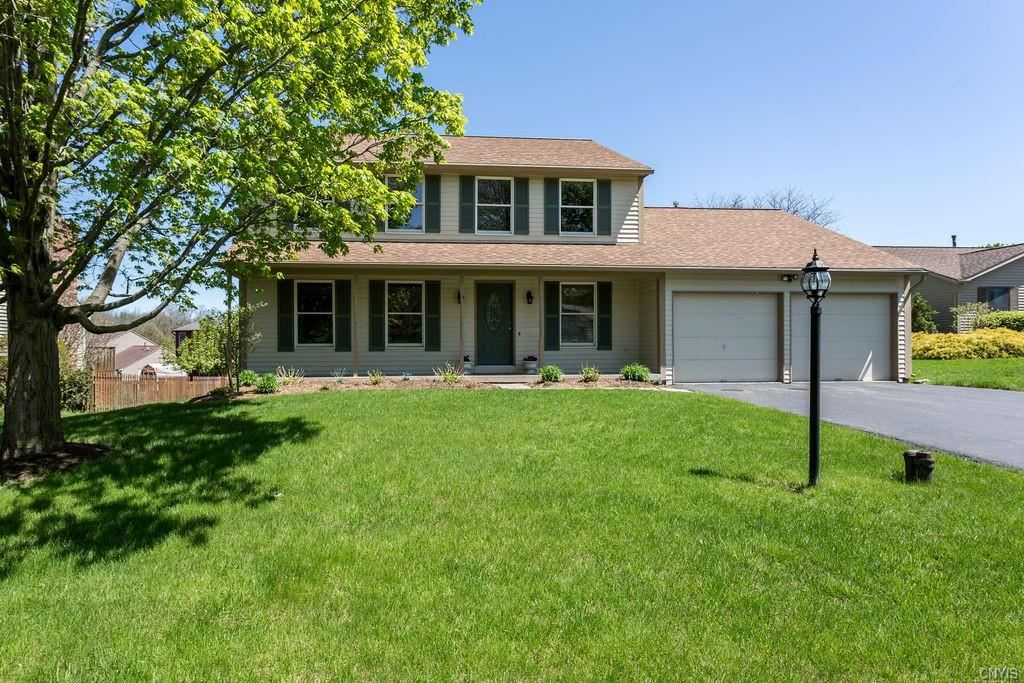 5810 Mountain Laurel Drive, East Syracuse, NY 13057 - MLS#: S1334822