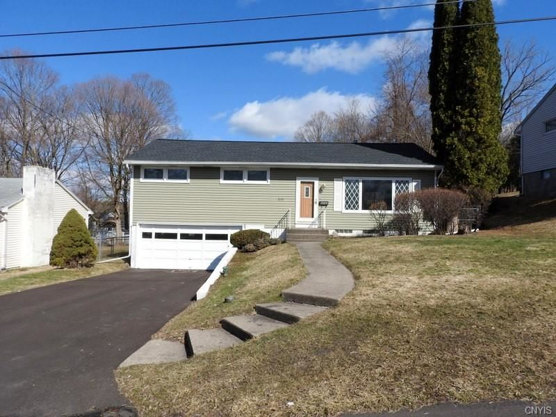 211 Edna Road, Syracuse, NY 13205 - MLS#: S1324823