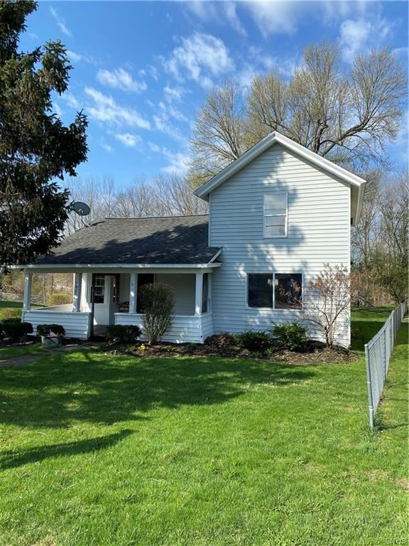 7805 Weedsport Sennett Road, Auburn, NY 13021 - MLS#: S1329825