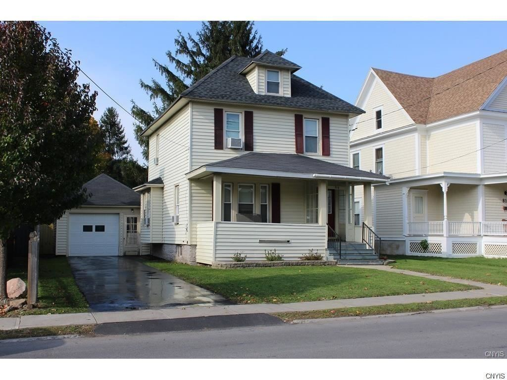 816 Sherman Street, Watertown, NY 13601 - #: S1276832