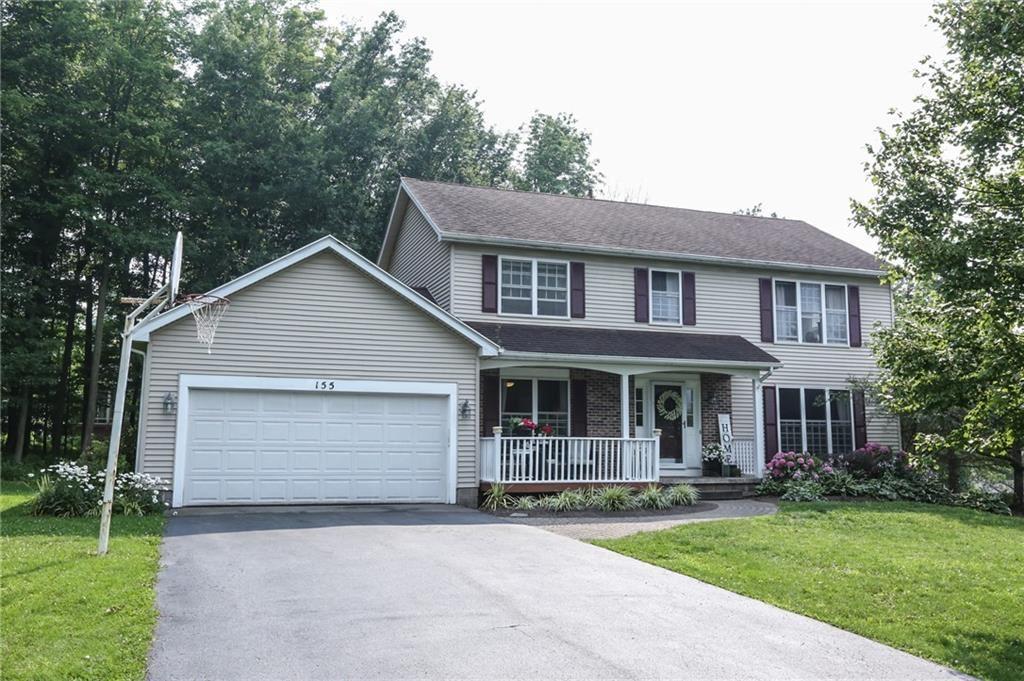 155 Oakshire, Pittsford, NY 14534 - MLS#: R1354833