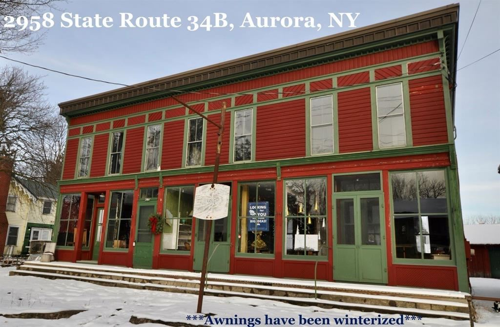 2958 State Route 34B, Aurora, NY 13026 - MLS#: R1297837