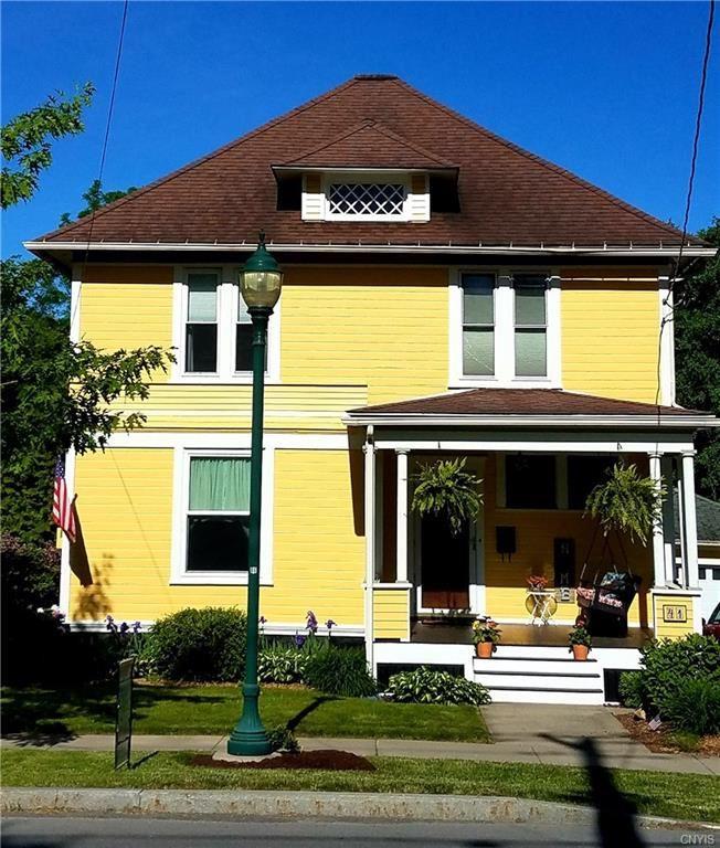 41 North Street Street, Marcellus, NY 13108 - #: S1259837