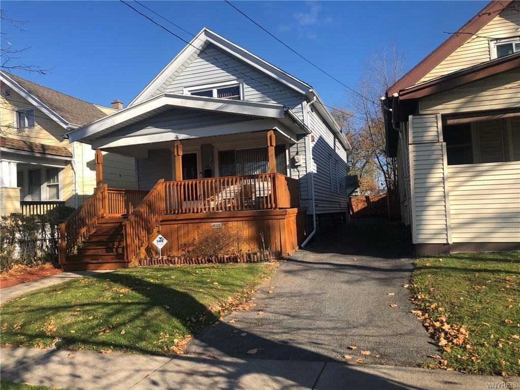 23 Ericson Avenue, Buffalo, NY 14215 - #: B1343838