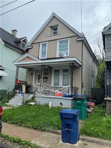 Tiny photo for 31 Sherwood Street, Buffalo, NY 14213 (MLS # B1371845)