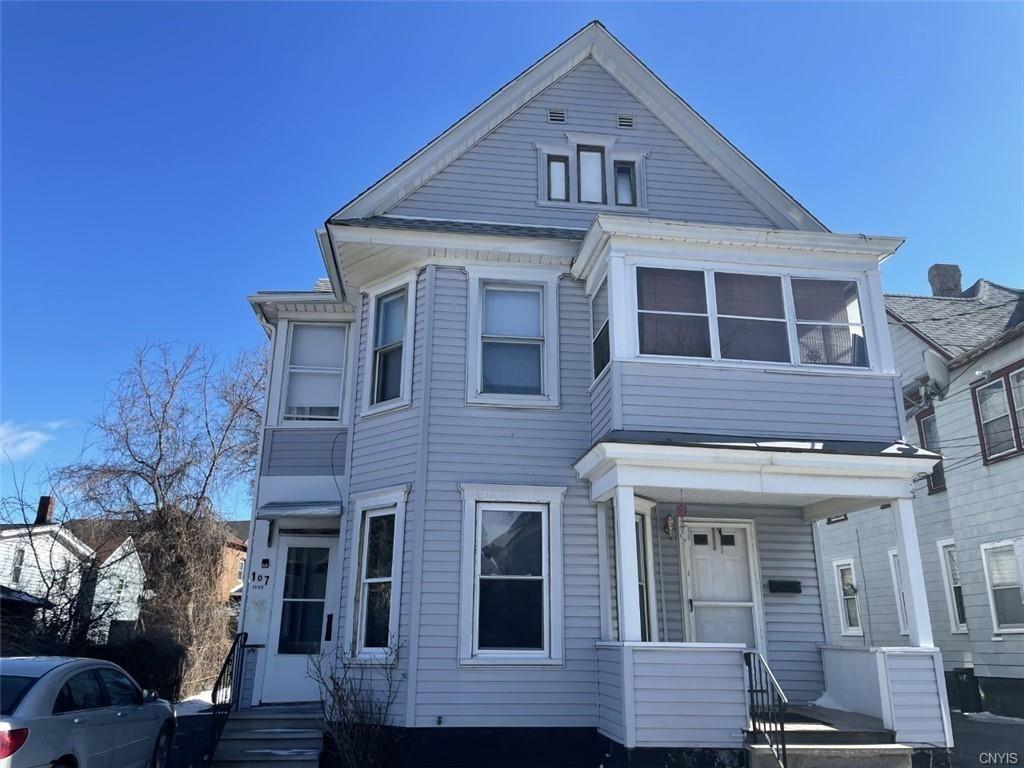 107 Charles Ave, Solvay, NY 13209 - MLS#: S1321845