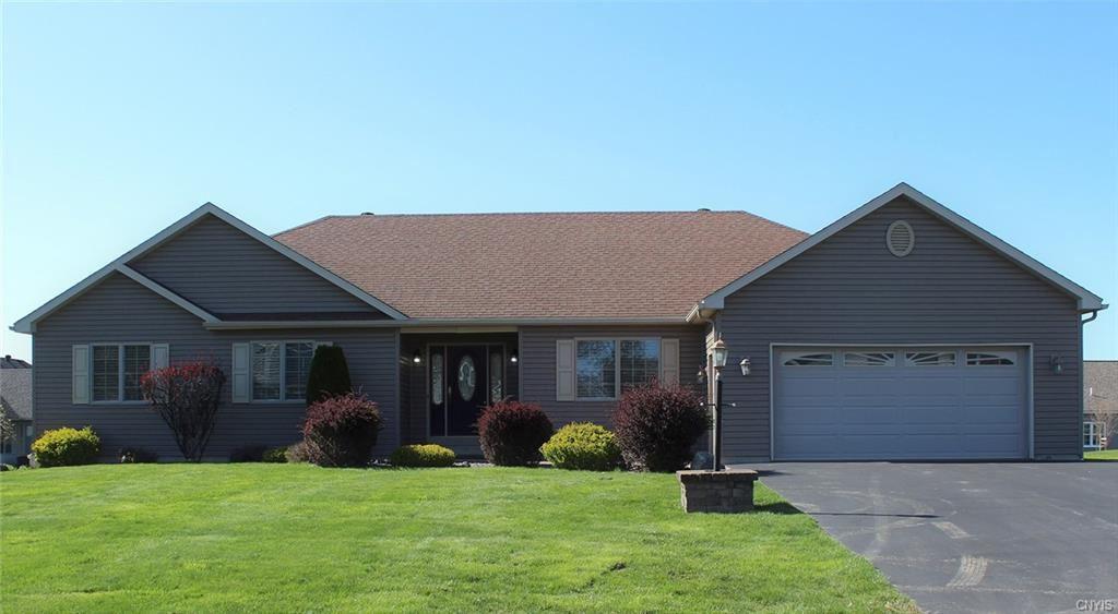 529 Bretts Way, Whitesboro, NY 13492 - MLS#: S1332845