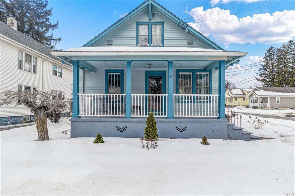 658 James Street, Utica, NY 13501 - MLS#: S1320846
