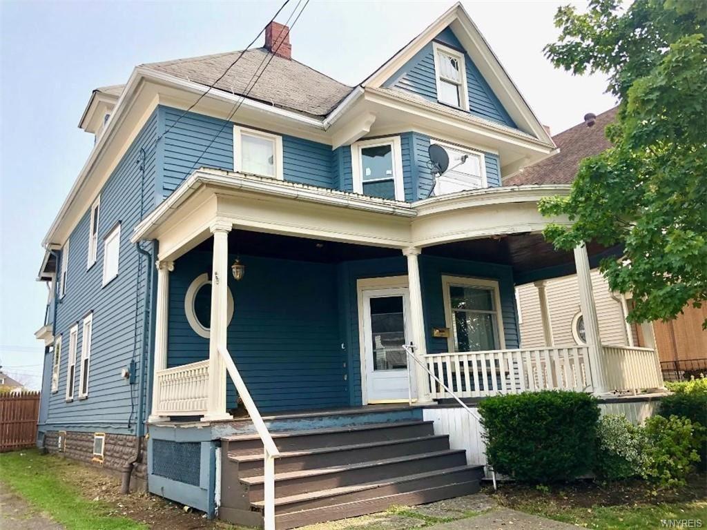 110 N 8th Street, Olean, NY 14760 - #: B1293847