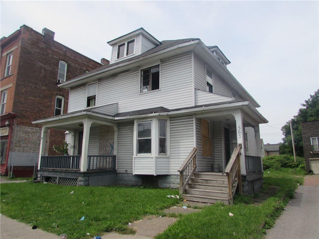 563 N Goodman Street, Rochester, NY 14609 - MLS#: R1362853