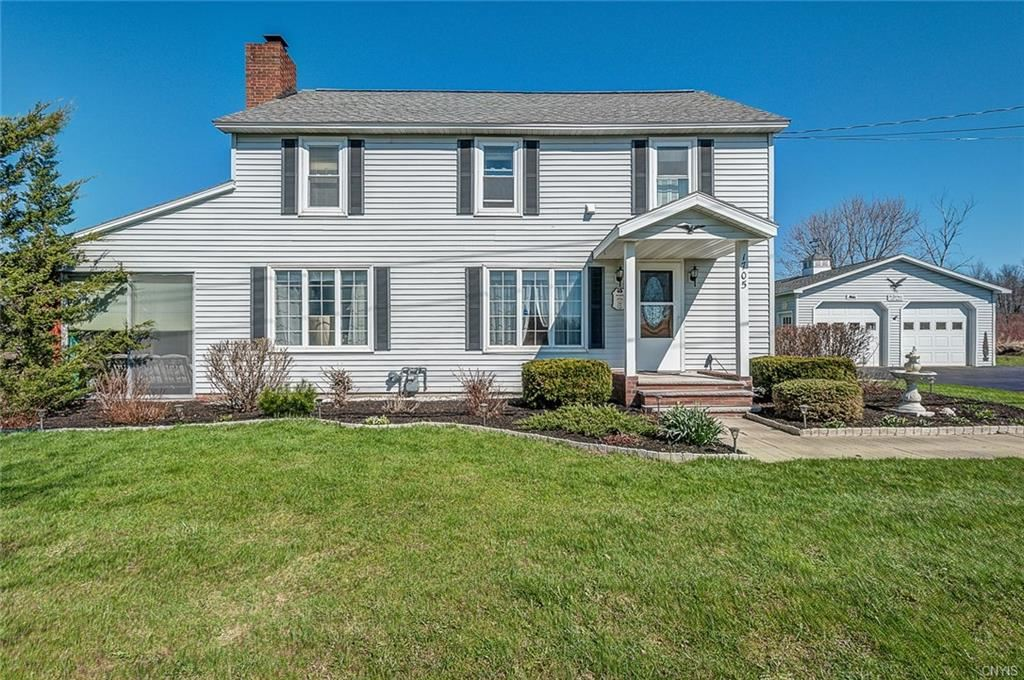 1705 County Route 12, Central Square, NY 13036 - #: S1257853