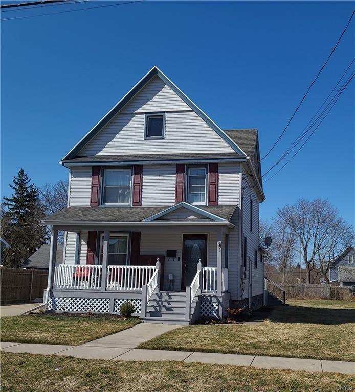 41 Grove Avenue, Auburn, NY 13021 - MLS#: S1324853