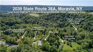 Photo of 2039 State Route 38a, Moravia, NY 13118 (MLS # R1207855)