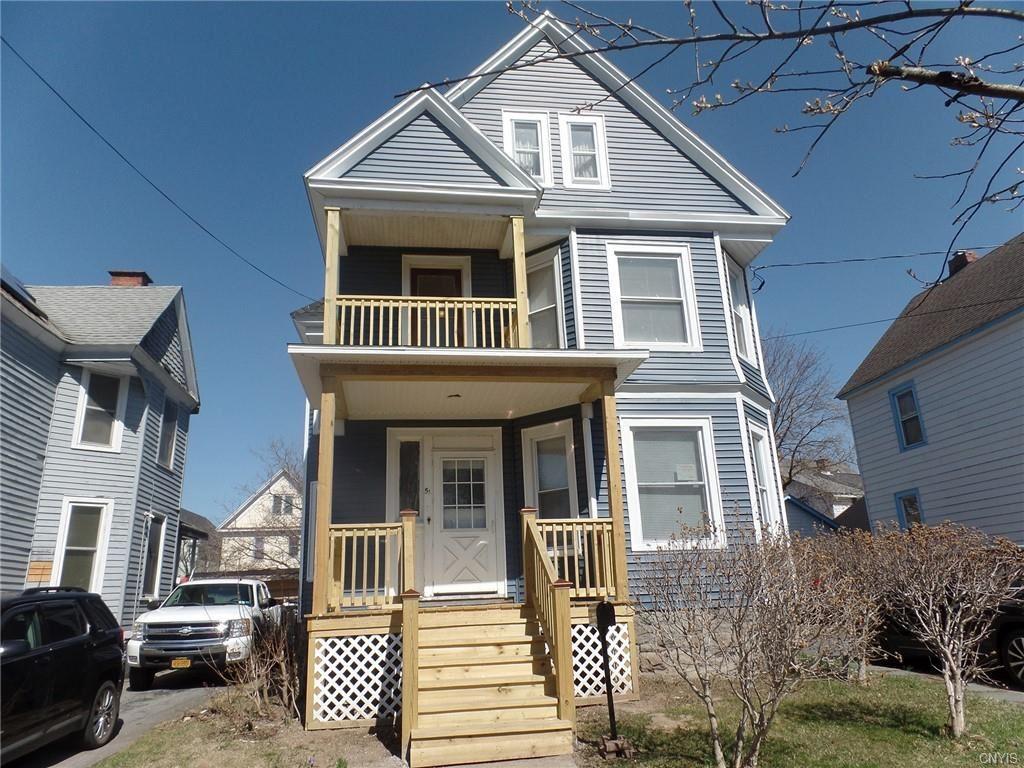 51 Grant Street, Utica, NY 13501 - MLS#: S1354857