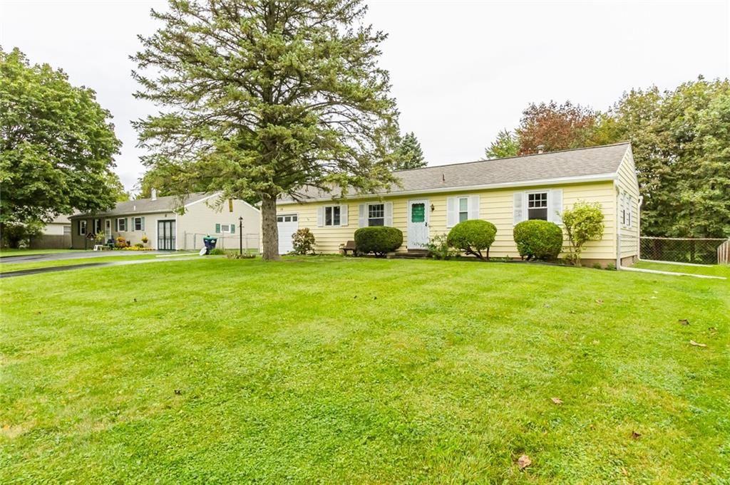 16 Buffalo Horn Circle, Henrietta, NY 14467 - MLS#: R1366858