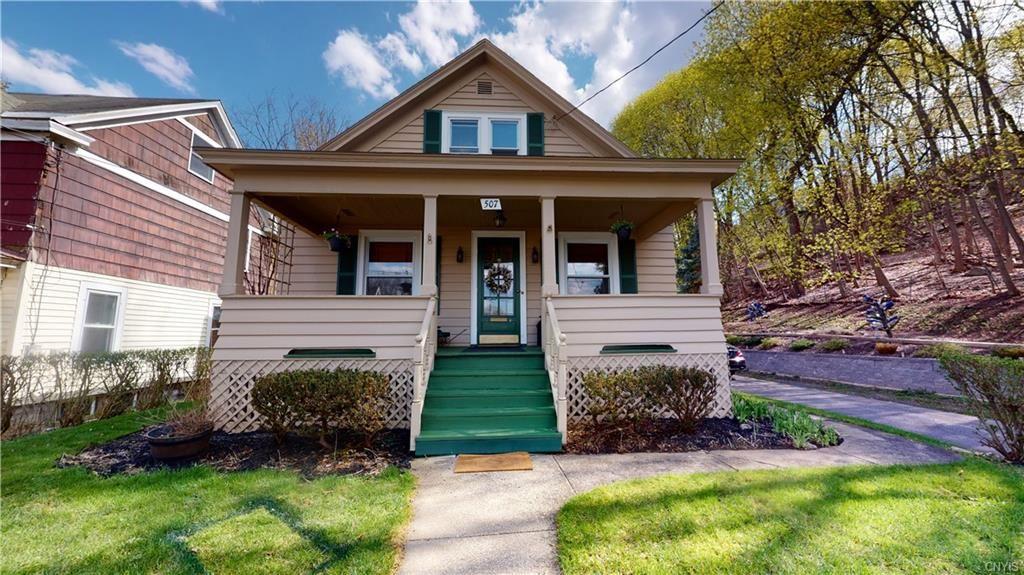 507 Herkimer Street, Syracuse, NY 13204 - MLS#: S1329858