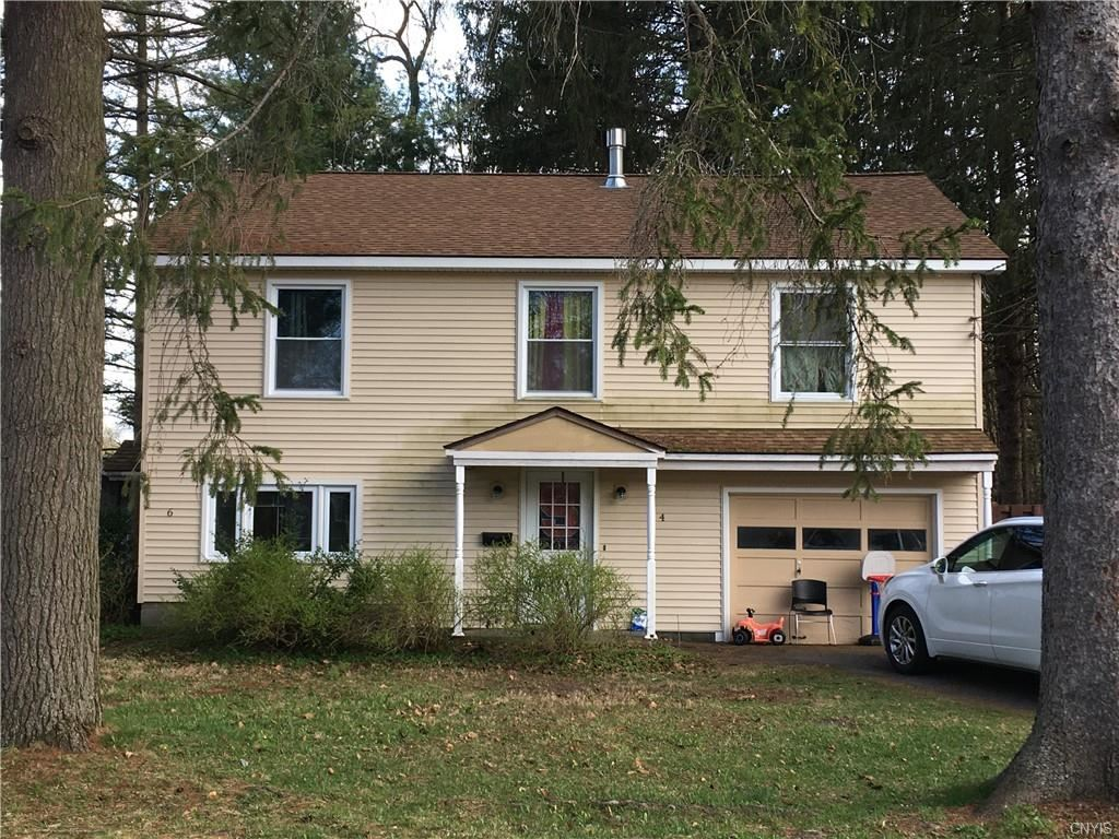4 and 6 Paul Street, Marcellus, NY 13108 - MLS#: S1329859