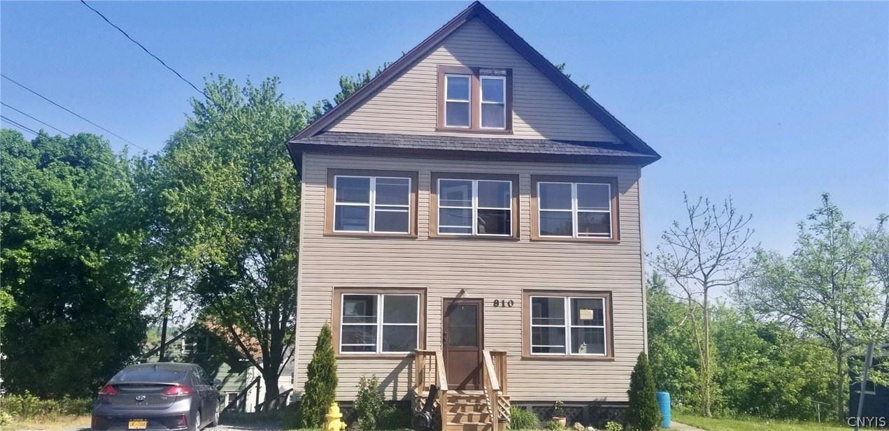 810 3rd Street, Solvay, NY 13209 - MLS#: S1337860