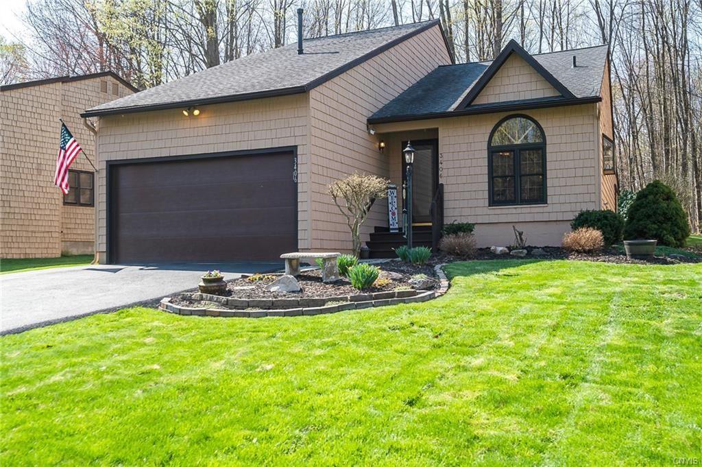 3406 Grey Birch Drive, Baldwinsville, NY 13027 - MLS#: S1328861