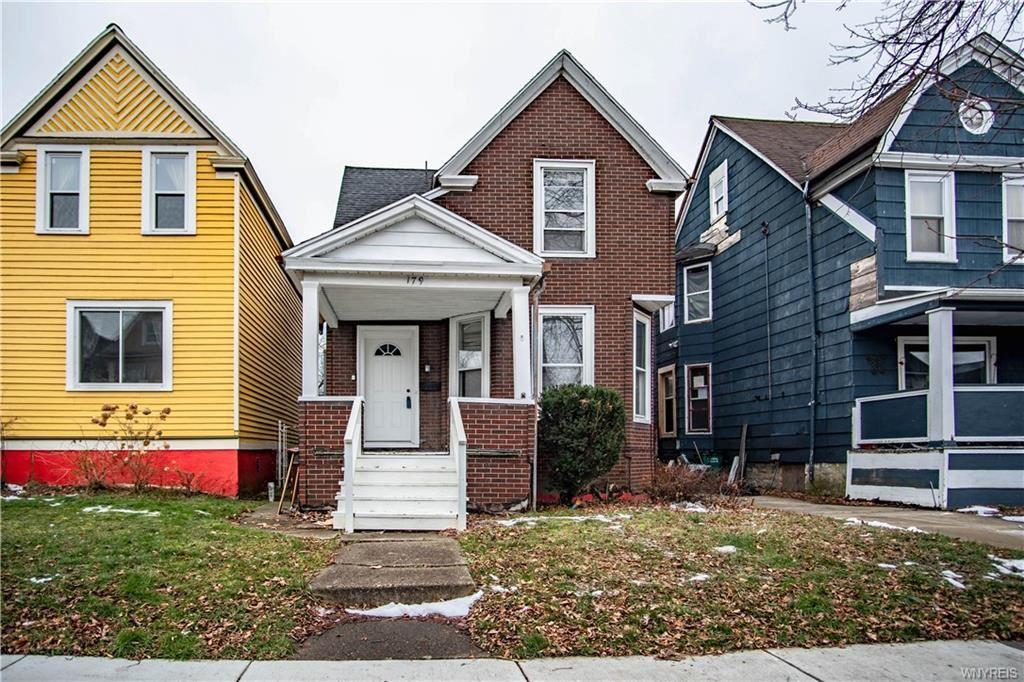 179 Breckenridge Street, Buffalo, NY 14213 - #: B1291862