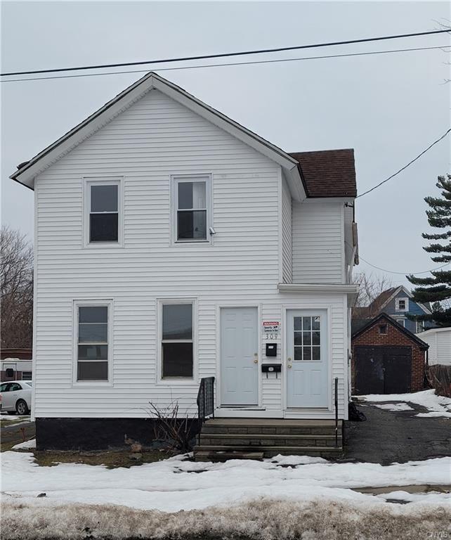309 Bacon Street, Utica, NY 13501 - MLS#: S1321862