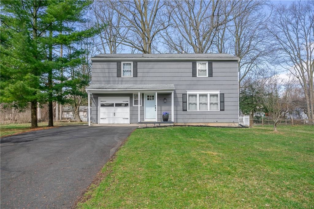 143 Colony Lane, Henrietta, NY 14623 - #: R1326864