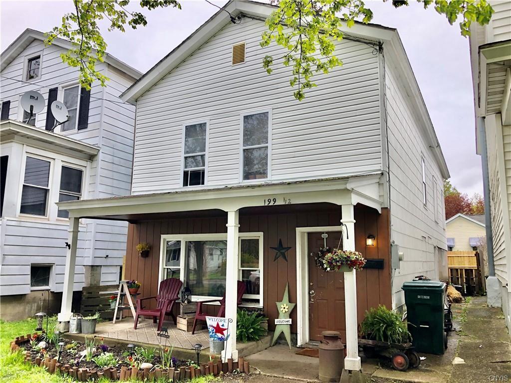 199 1\/2 Liberty Street, Oswego, NY 13126 - MLS#: S1336864