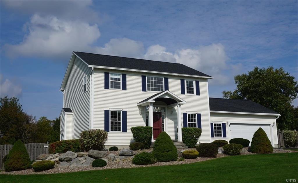 4762 Manor Hill Drive, Syracuse, NY 13215 - MLS#: S1372867