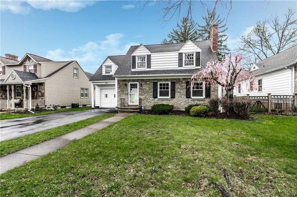 117 Woodlawn Terrace, Syracuse, NY 13203 - MLS#: S1329868