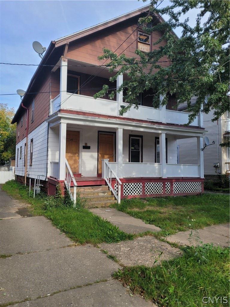 112-114 Barton Avenue, Utica, NY 13501 - MLS#: S1368869