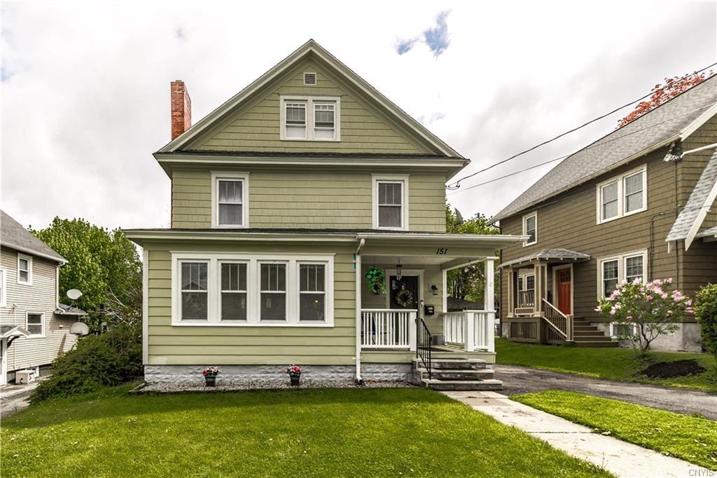 151 Wolcott Avenue, Syracuse, NY 13207 - MLS#: S1334878