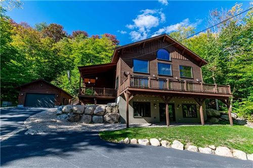 Photo of 189 Cliff Road, Old Forge, NY 13420 (MLS # S1296884)