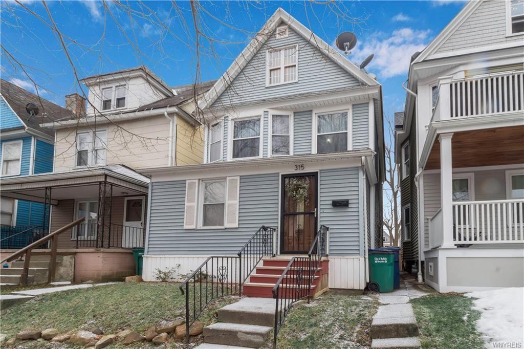 315 Breckenridge Street, Buffalo, NY 14213 - #: B1314884