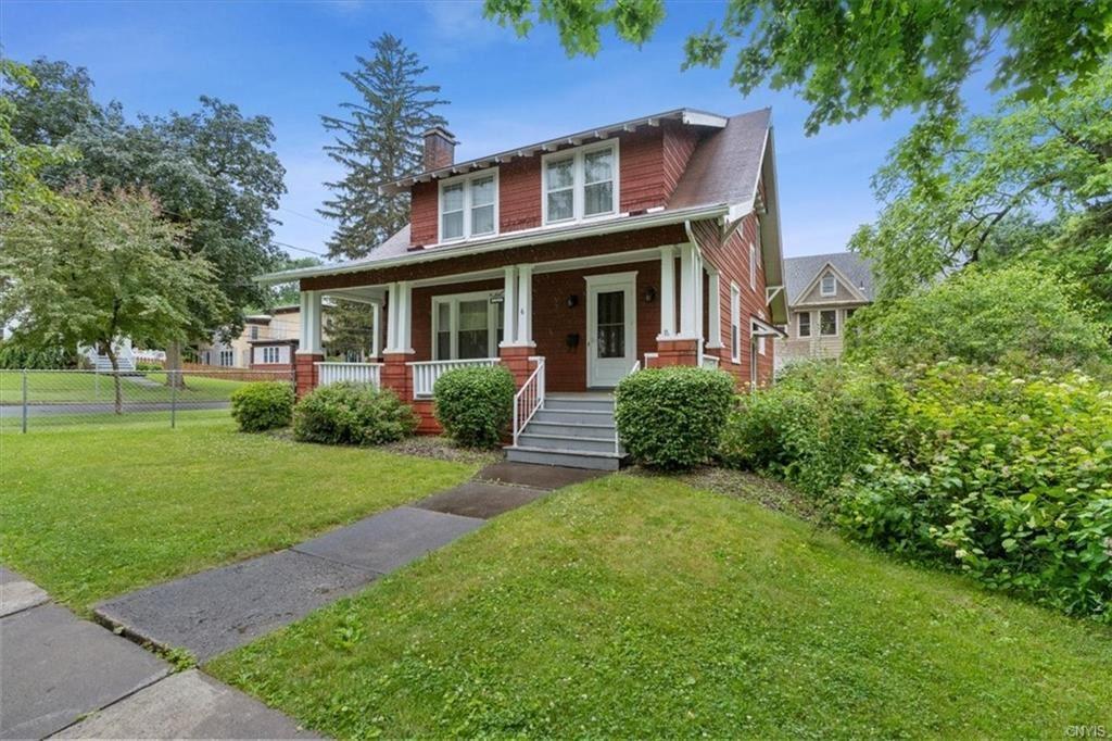6 Sanger Avenue, New Hartford, NY 13413 - MLS#: S1344884