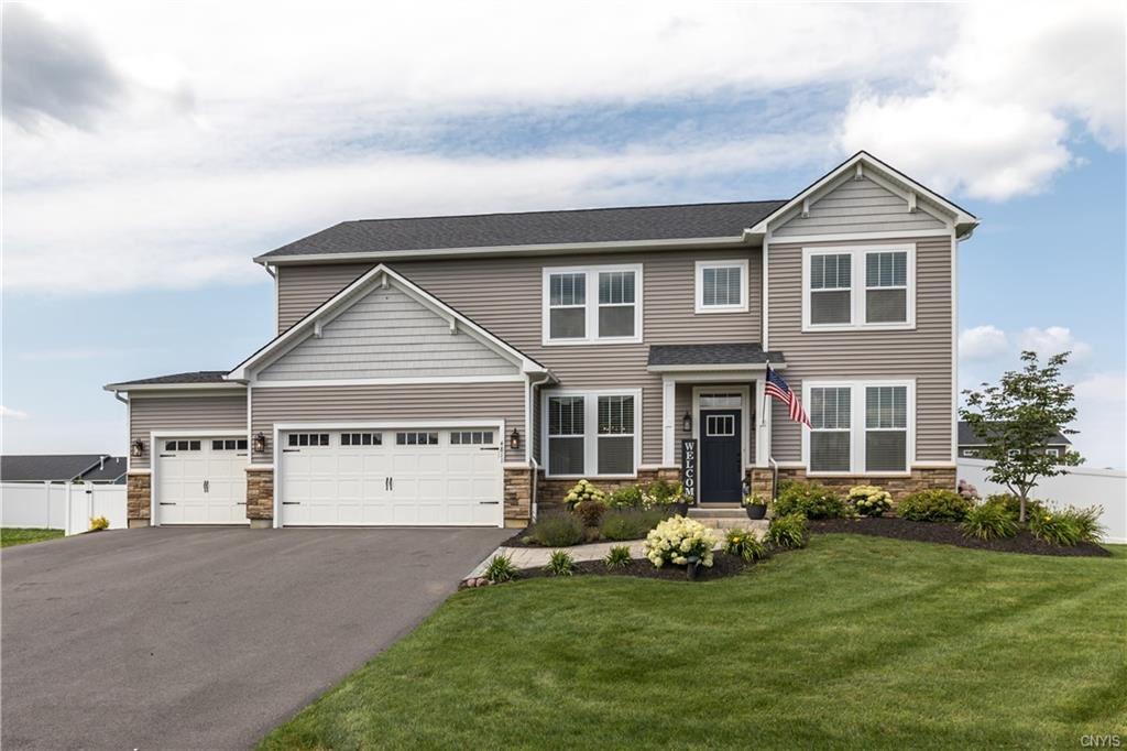 4811 Lepinske Farm Place, Clay, NY 13041 - MLS#: S1353885