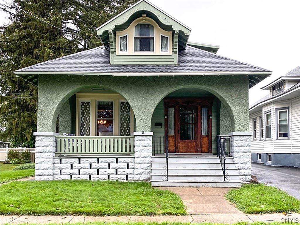 403 Spratt Place, Utica, NY 13502 - MLS#: S1370886