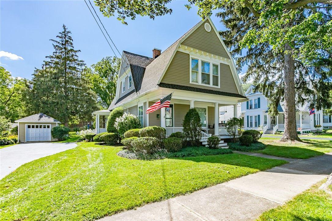 54 Monroe Street, Honeoye Falls, NY 14472 - MLS#: R1372887