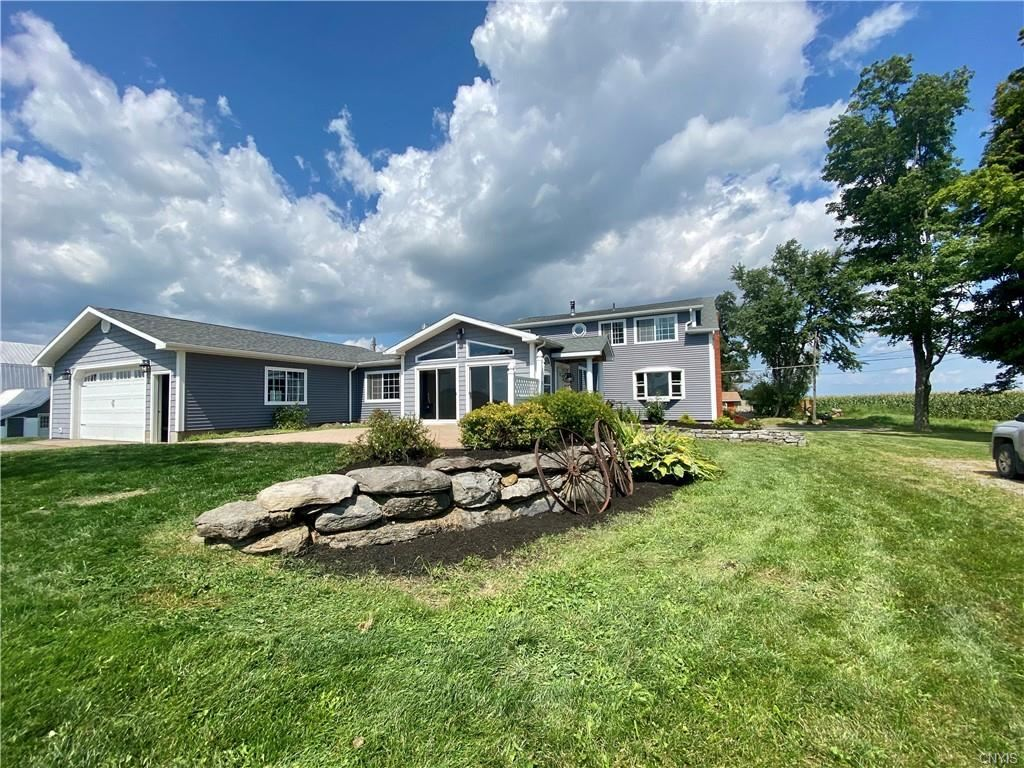 7020 Sanger Hill Road, Waterville, NY 13480 - #: S1288887