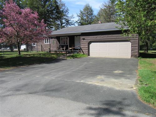 Photo of 111 Middle Branch Road, Old Forge, NY 13420 (MLS # S1322894)