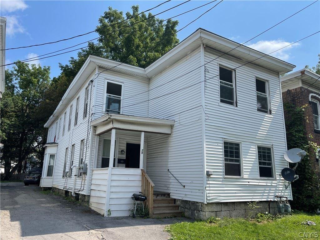 78 Owasco Street, Auburn, NY 13021 - MLS#: S1362894