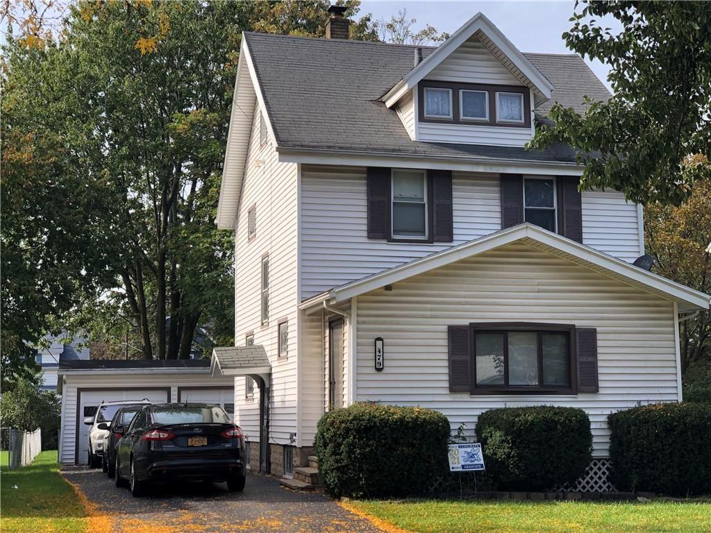 479 Glide Street, Rochester, NY 14606 - MLS#: R1371895