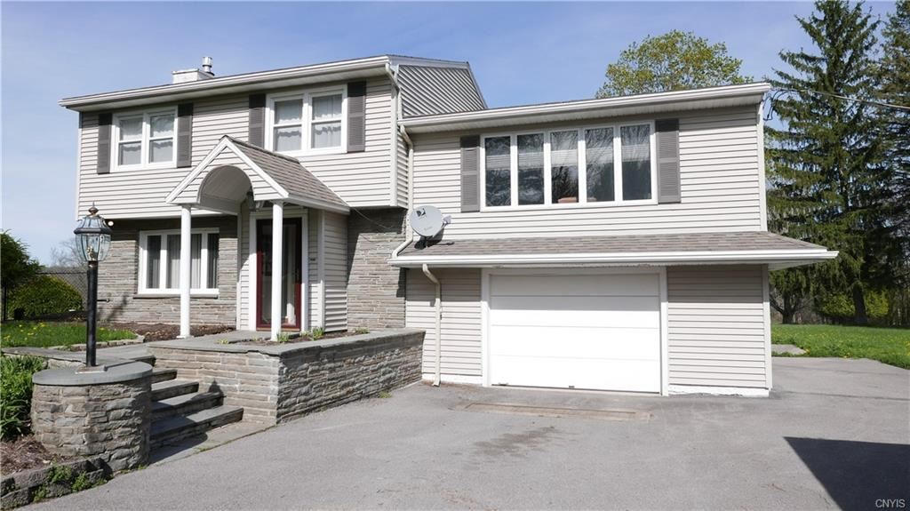 8591 Number 2 Road E, Manlius, NY 13104 - MLS#: S1335895