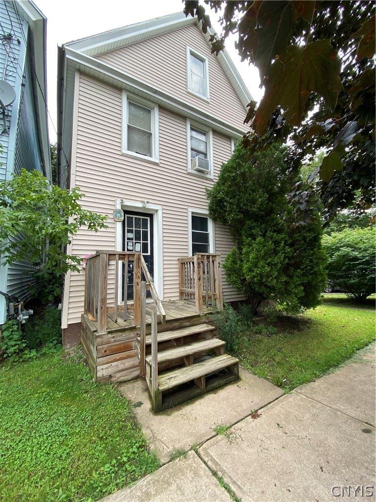 814 Mcvean Street, Utica, NY 13502 - MLS#: S1359896