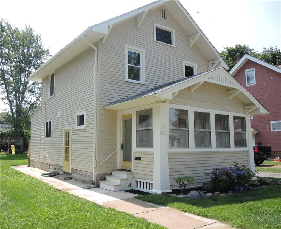 261 Winchester Street, Rochester, NY 14615 - MLS#: R1370897