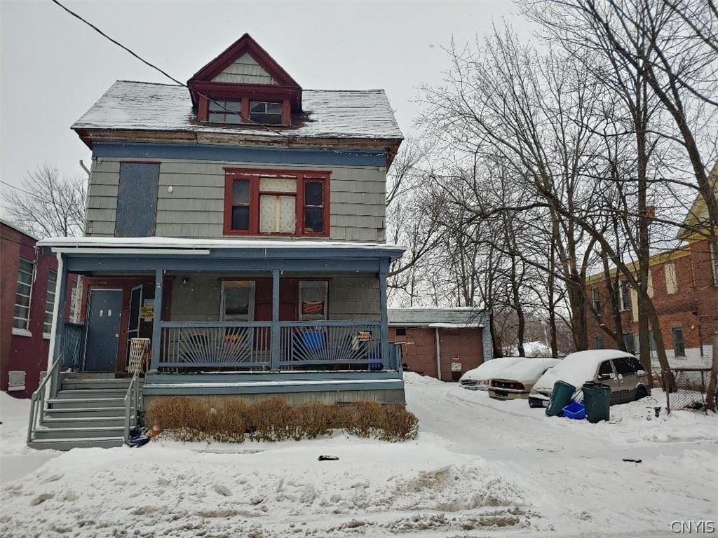 221 Oakwood Avenue #23, Syracuse, NY 13202 - MLS#: S1319897