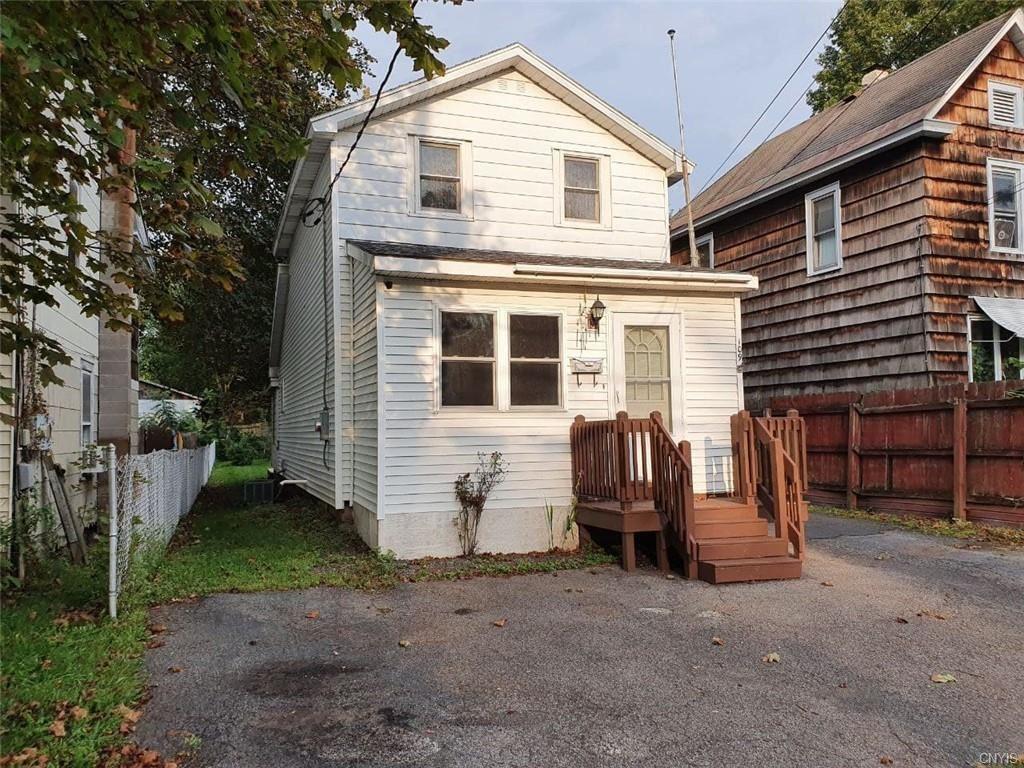 109 W 3rd Street S, Fulton, NY 13069 - MLS#: S1366898