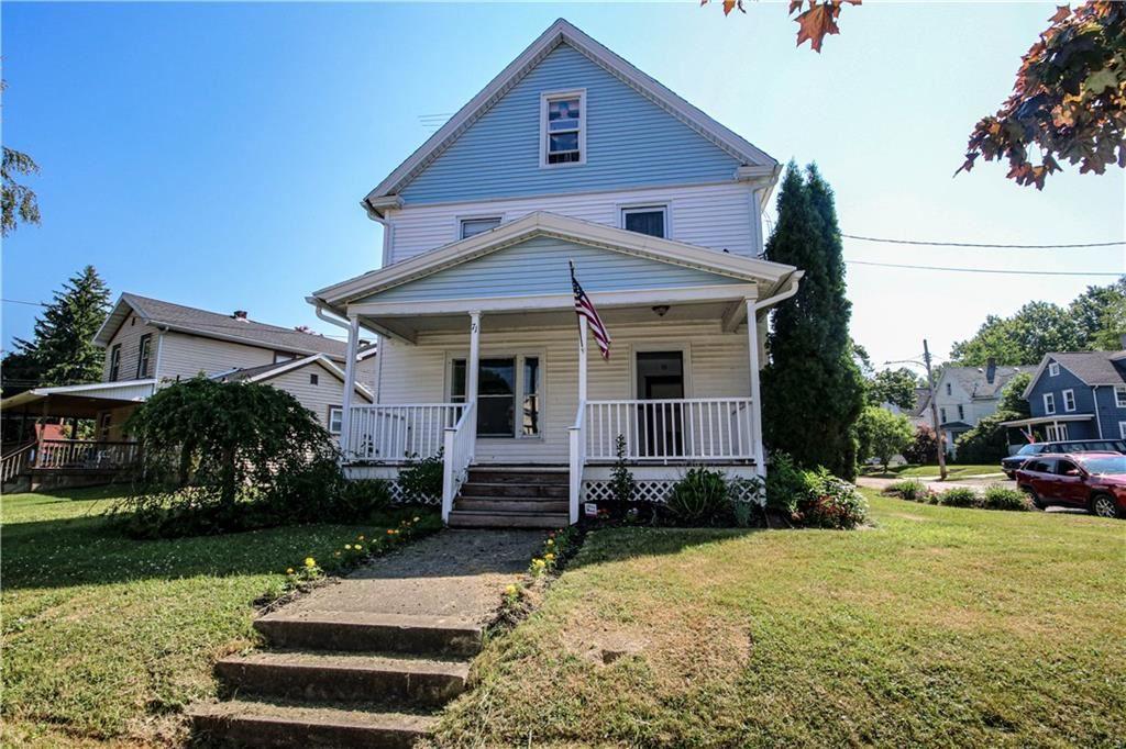 71 Linwood Avenue, Jamestown, NY 14701 - #: R1275899