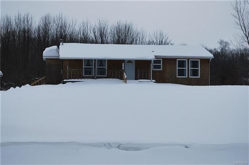 Photo of 6185 Brown Hill Road, Springville, NY 14141 (MLS # B1251900)