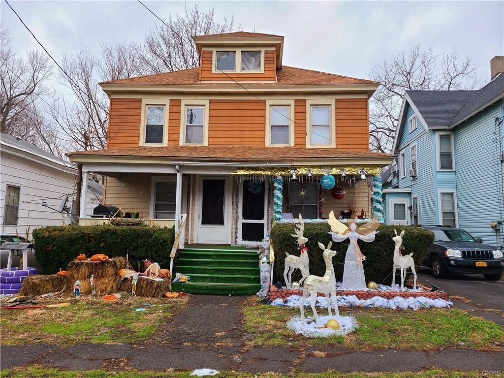 208 Cayuga Street, Syracuse, NY 13204 - #: S1314903
