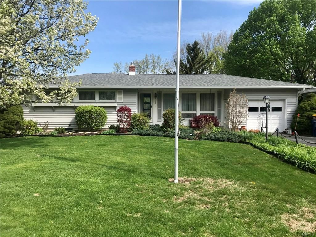 339 Northfield Way, Camillus, NY 13031 - MLS#: S1333904